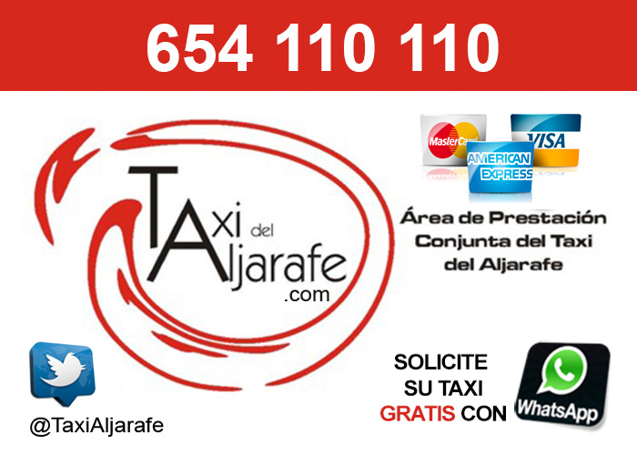 Taxi Aljarafe Contacto