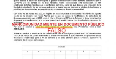 falsedad-documental mancomunidad aljarafe